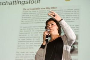 Advies over cultuurverandering Marina Schriek De Opening Burn-out specialist